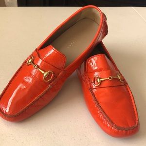 Cole Haan Leather Women's Driving Moccasins 7B